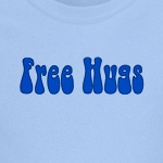 free hugs cute and funny gift ideas and t-shirts
