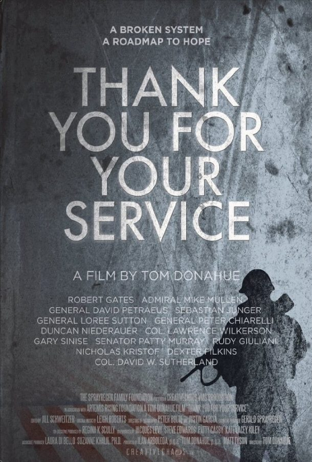 thanks for your service