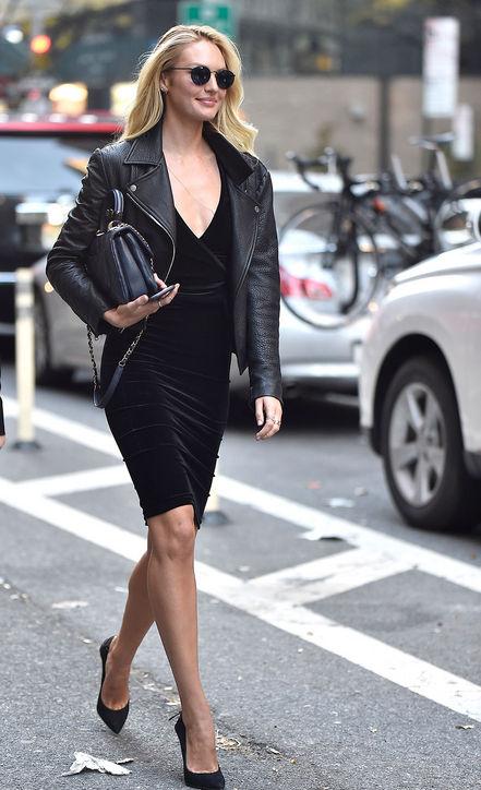candice-swanepoel-black-dress-black-leather-jacket-style-outfit.jpg