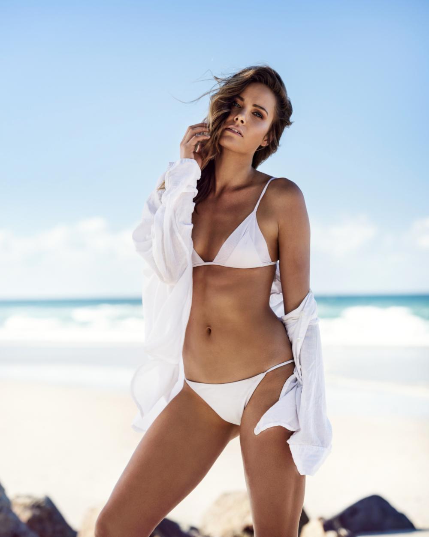 Model - Kirsten Clemens.