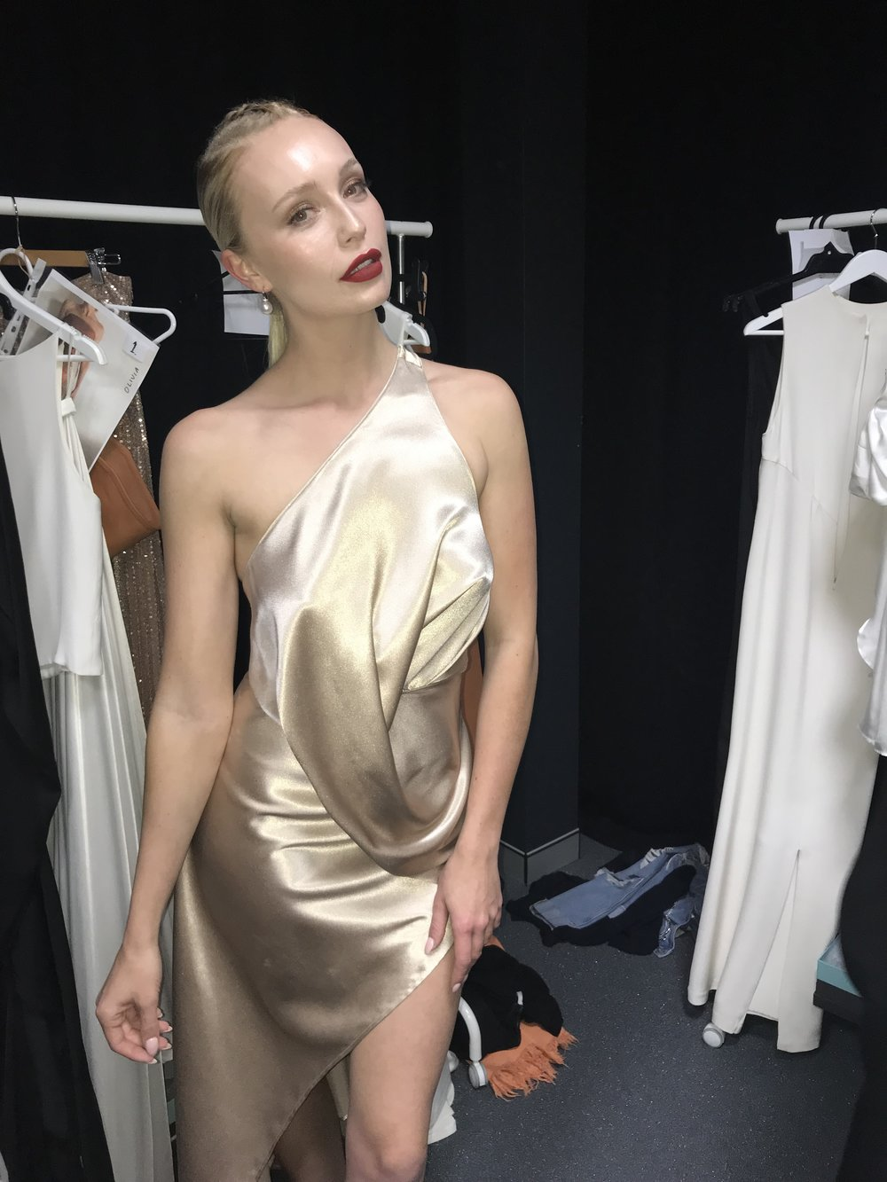 Behind the scenes at Perth Fashion Festival