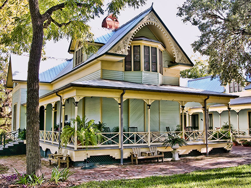 William Clayton House