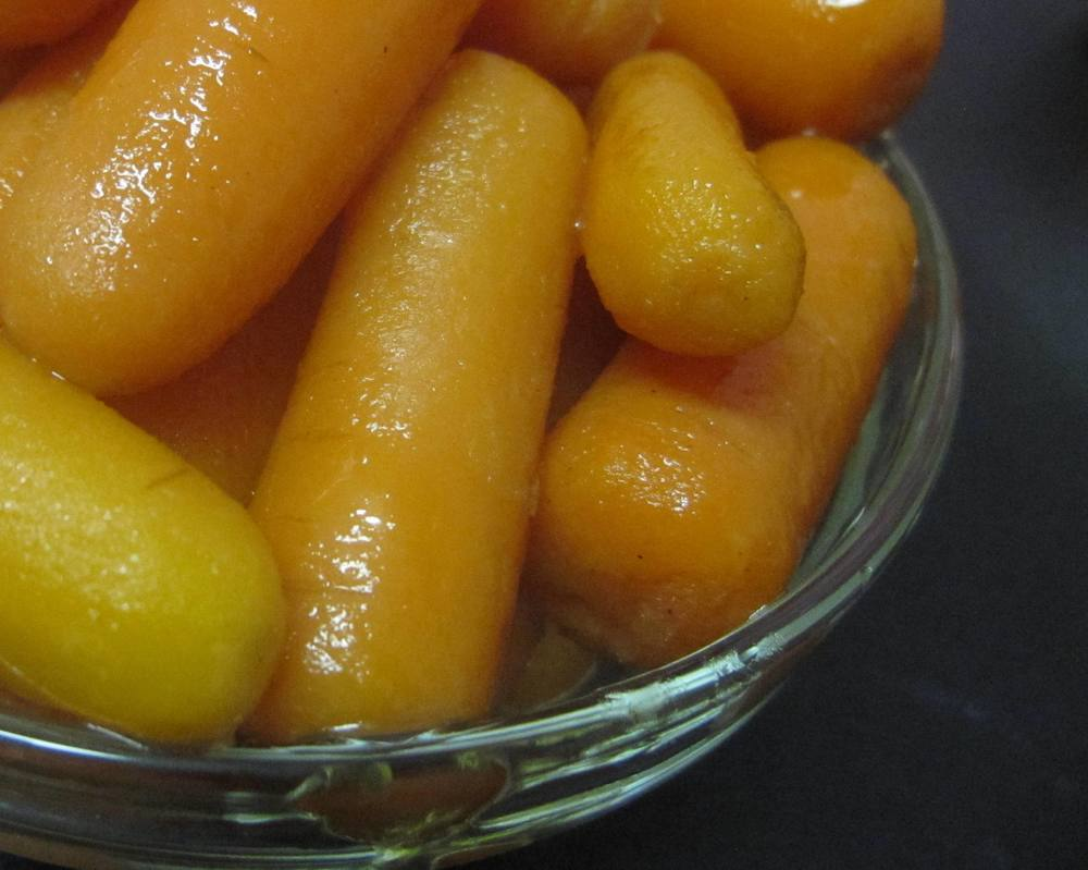 Honey Glazed Carrots Pic