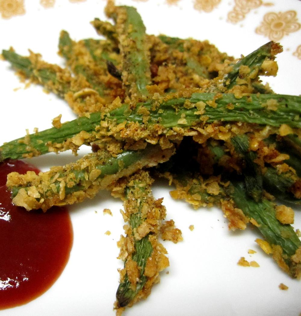 Baked Green Beans Recipe Pic