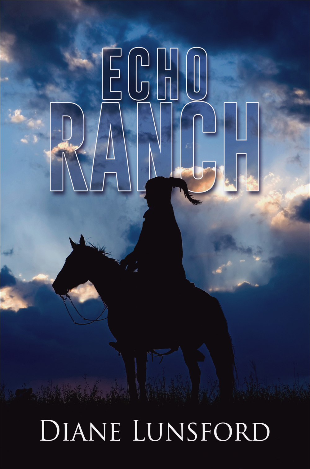 Echo Ranch Book Cover