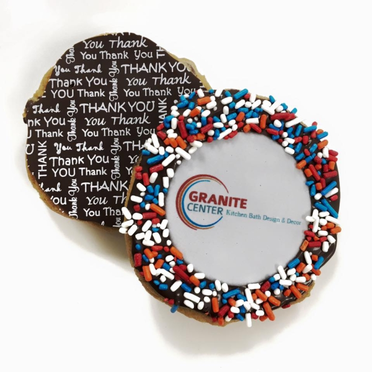 """Granite Center"" Cookies"
