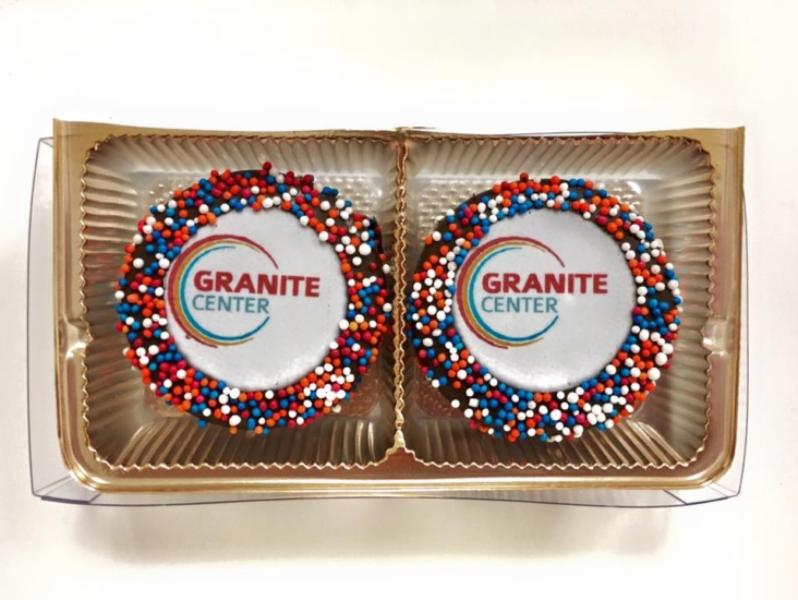 """Granite Center"" Oreo Two Pack"