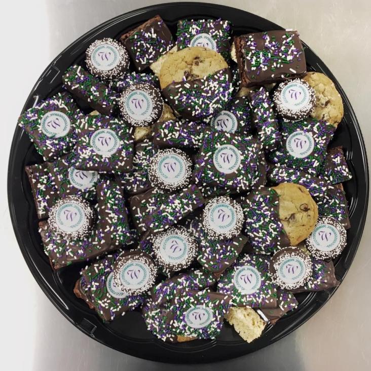 Custom Corporate Dessert Platter