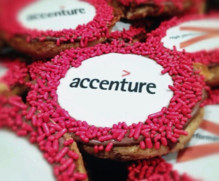 """""""Accenture"""" Cookies"""