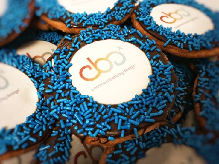 """Communicate by Design"" Cookies"