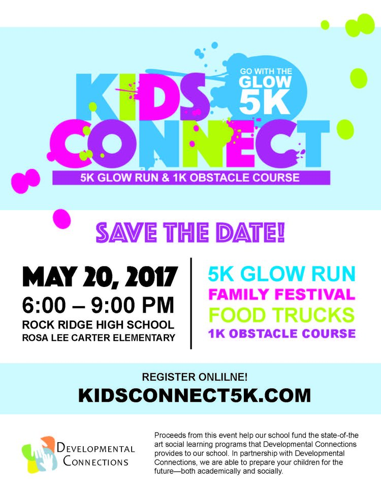 Offsite Event: Kids Connect 5K & 1K Obstacle Course — Sweet Signatures