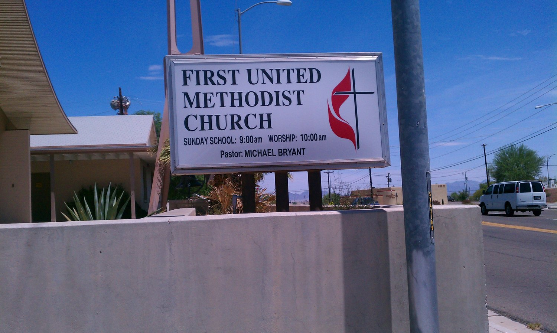 Outreach Ministries — First United Methodist Church