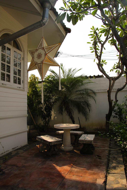 Chiang Mai Thailand home paper lantern
