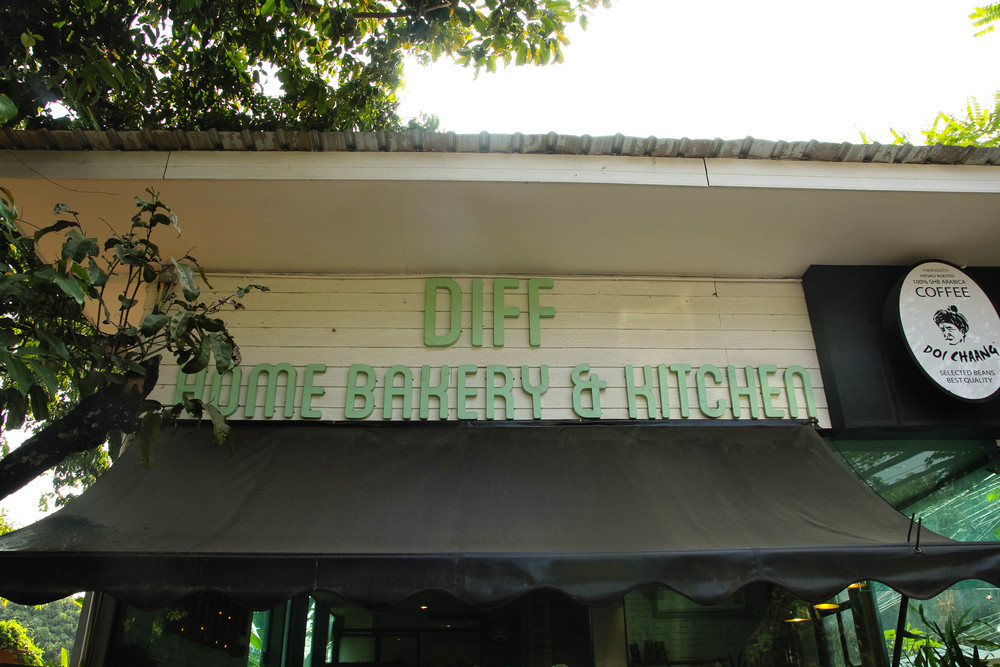 Chiang Mai Thailand Diff Home Bakery Kitchen cafe food