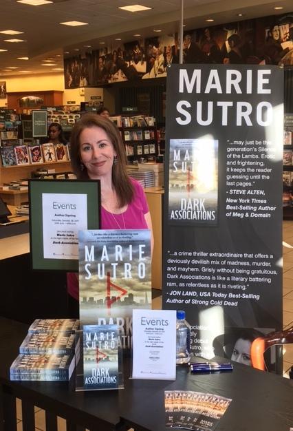 Book Signing, Barnes & Noble - Natomas