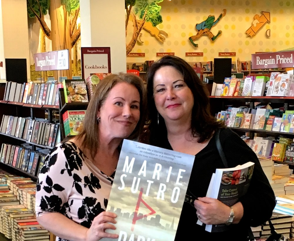Book Signing, Barnes & Noble - Roseville