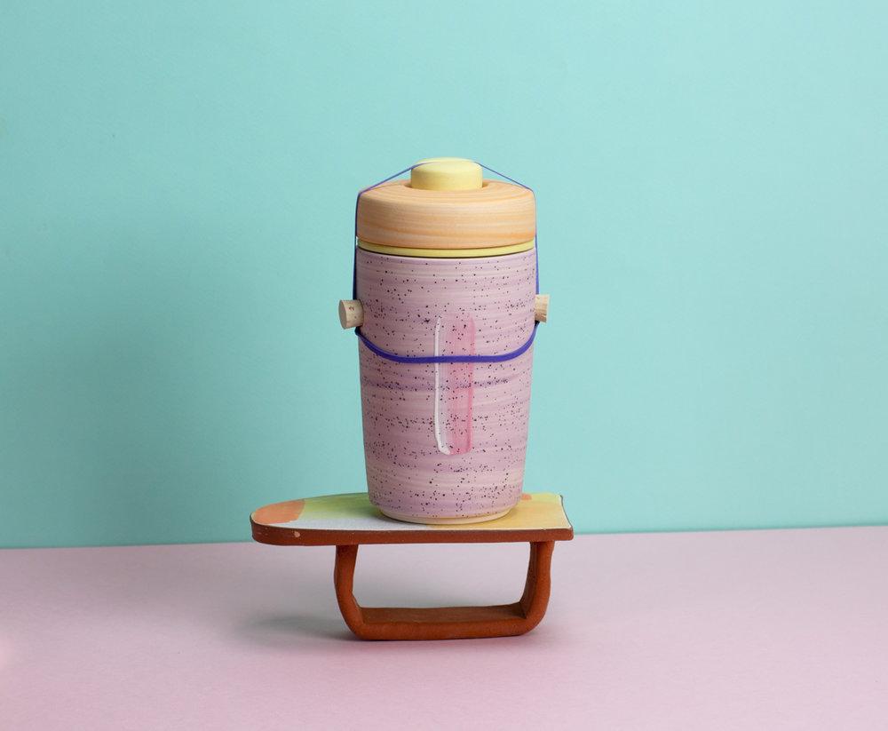 Utilitarian Jar