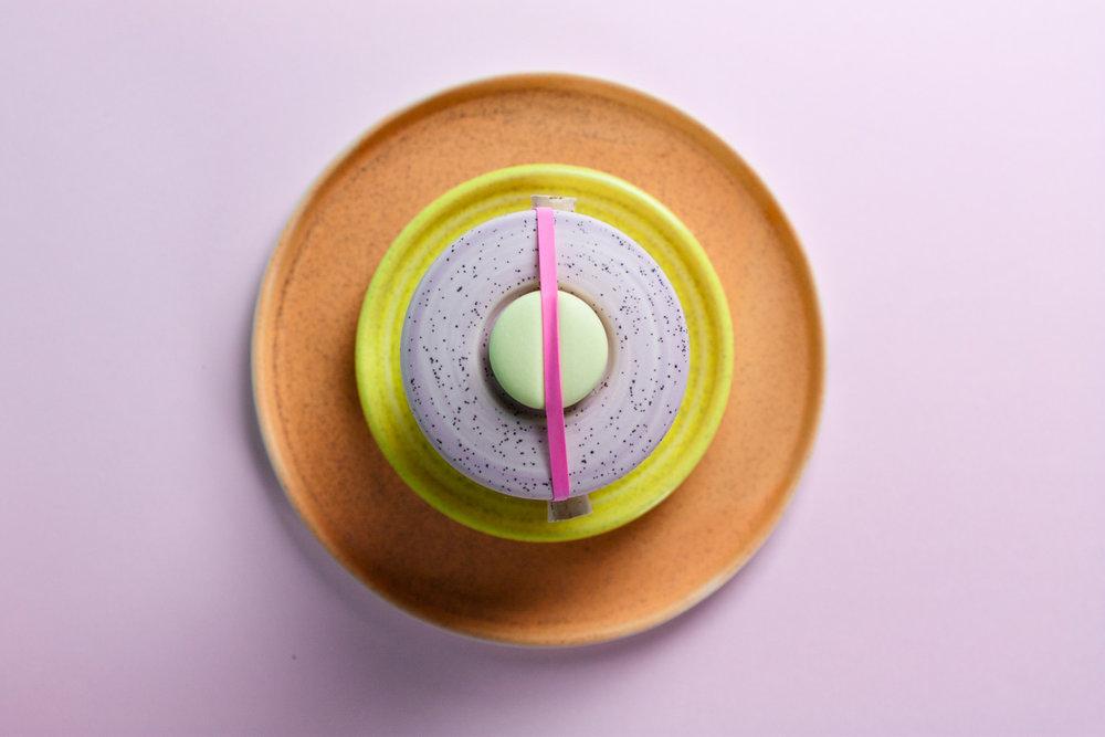 Utilitarian Jar, Saucer, Plate