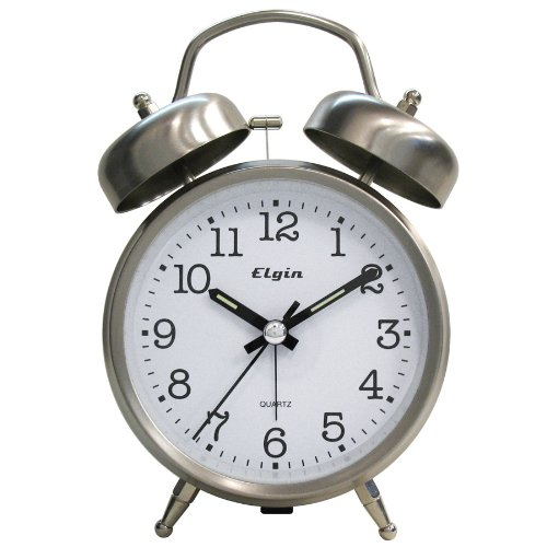 Nickel alarm clock