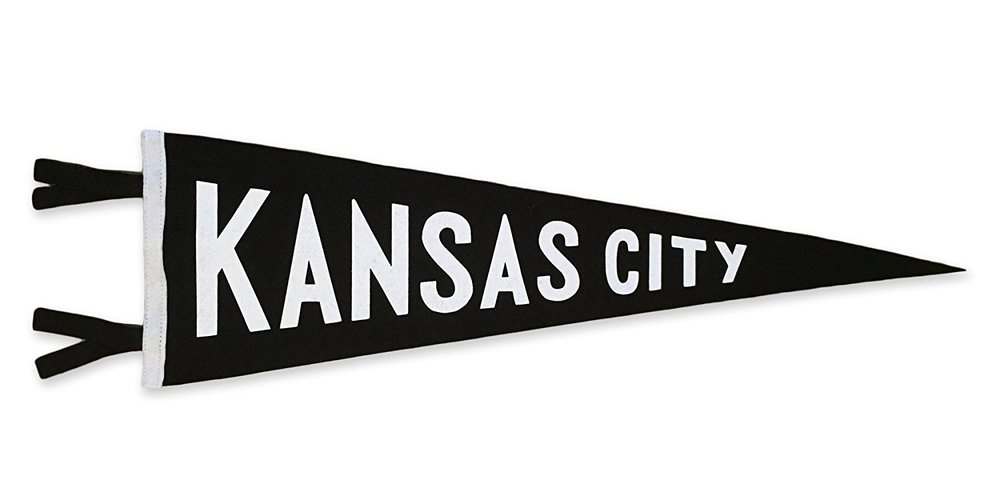 Kansas City pennant