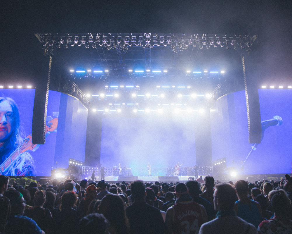 HAIM | Coachella MainStage 2018