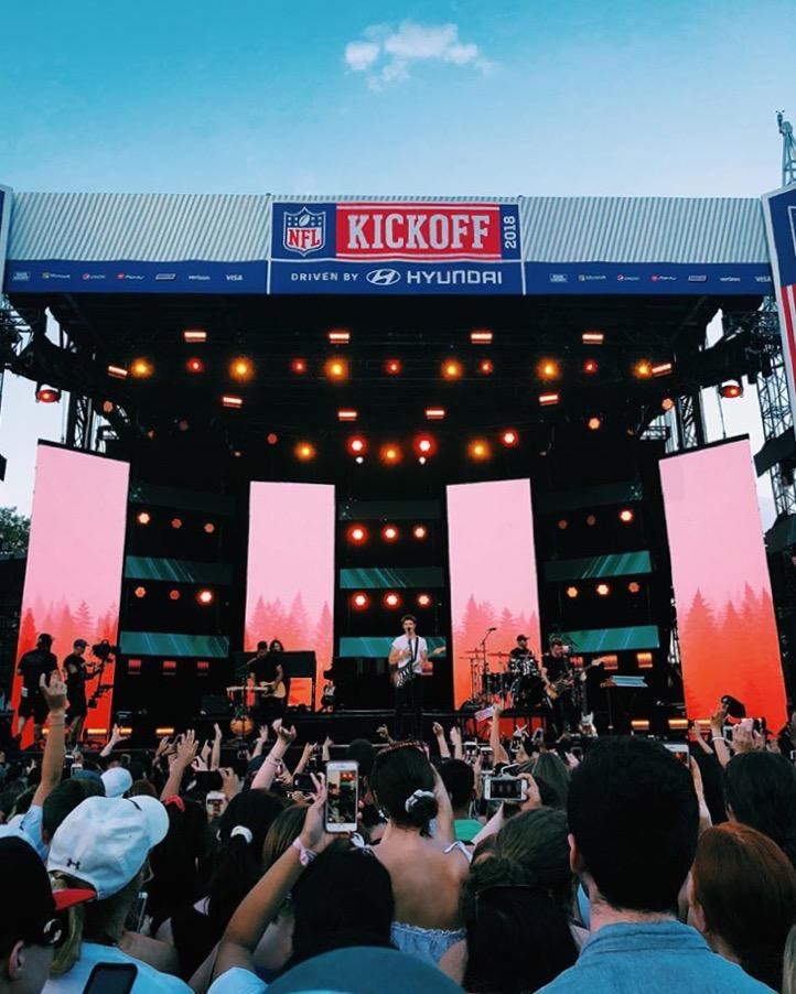 NFL Kickoff | Shawn Mendes, Daya, & Locash
