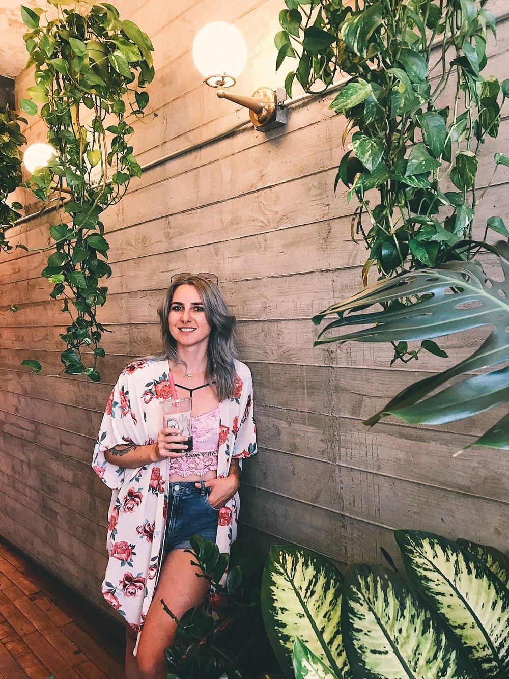 Alfred Tea Los Angeles lifestyle blogger