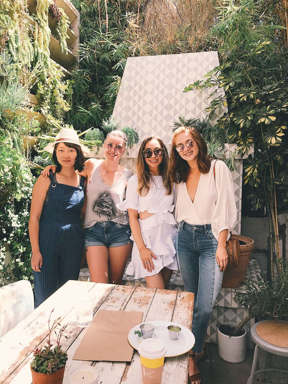 The Butchers Daughter Los Angeles lifestyle blogger
