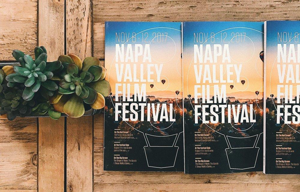 napa valley film fest julia o test food wine california lifestyle blogger