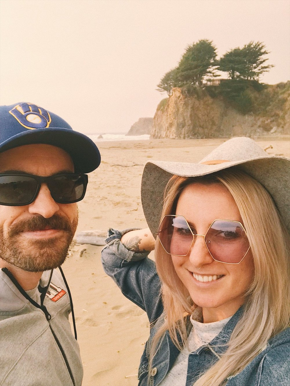 julia o test roadtrip travel blogger california north