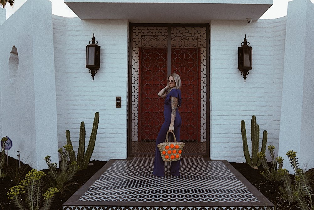julia o test creative palm springs guide