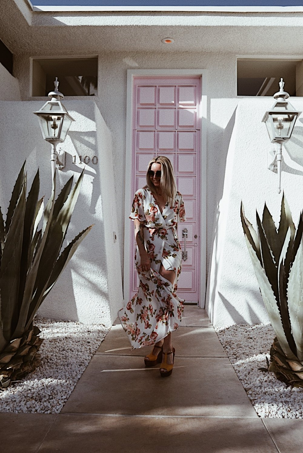julia o test creative palm springs guide that pink door