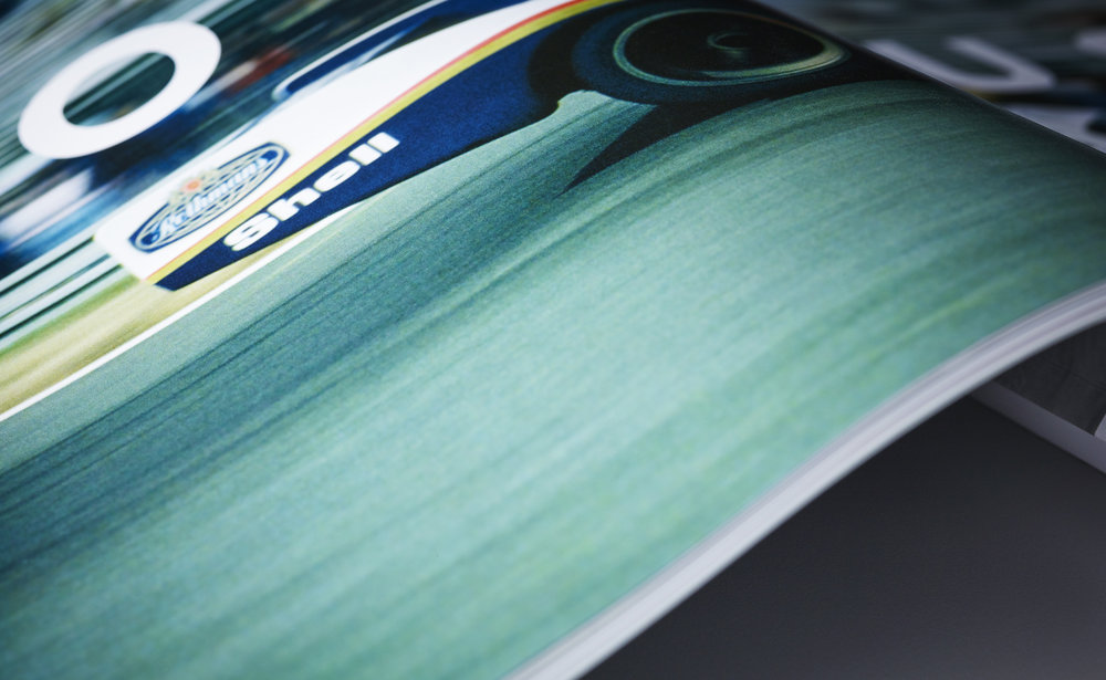 Porsche mag cover