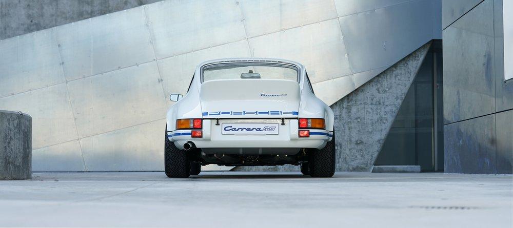 Carrera RS Porsche