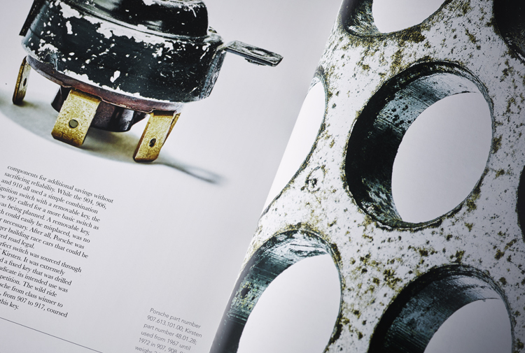 Magazine text with images