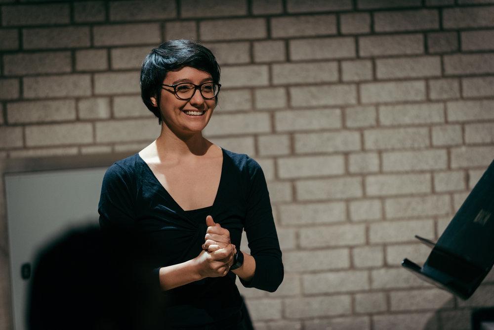 Gemma Bass, Project Leader