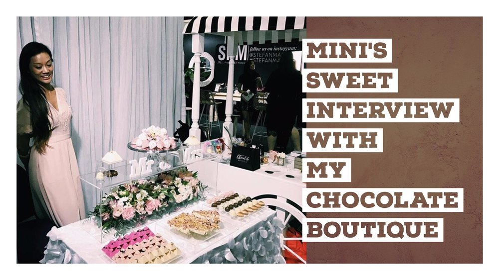 Mini Majer Interview With My Chocolate Boutique Brisbane