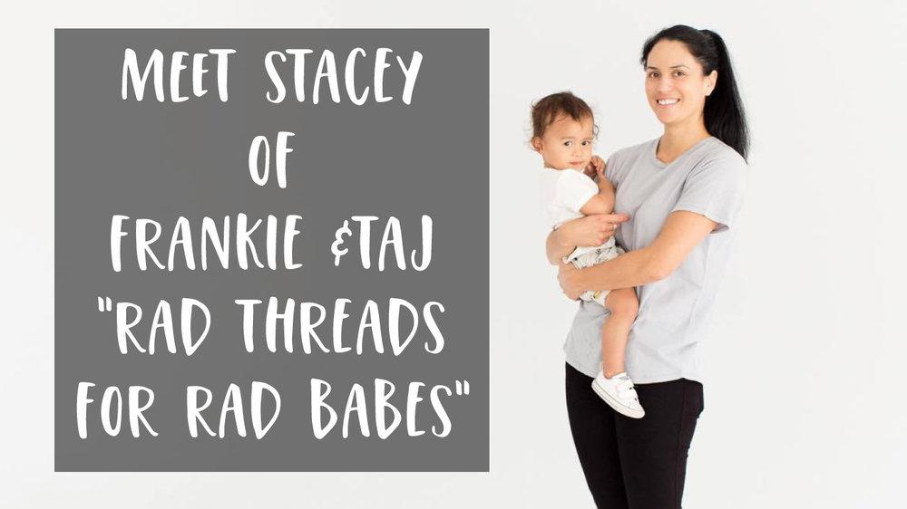 Stacey - Frankie & Taj