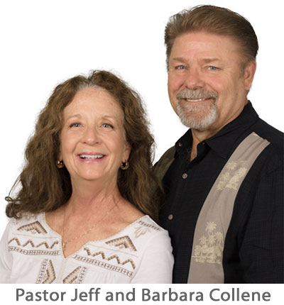 Pastor Jeff and Barbara Collene