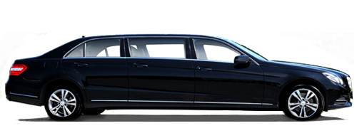 MERCEDES LIMOUSINE  The pinnacle of refined people movers.