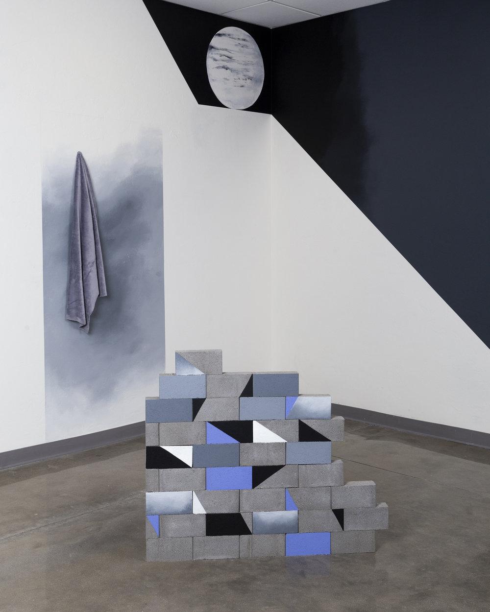 Volume (corner installation)