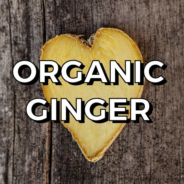 Studies have shown ginger can help with  nausea, bloating, arthritis, heart worm  and even  cancer !