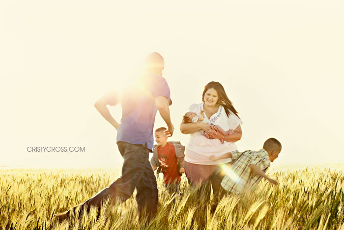 clovis new mexico portrait photographer, family session May 2010