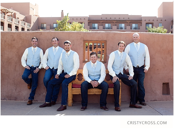 Krystal and Andy's Outdoor New Mexico Wedding at Hyatt Regency Tamaya Resort taken by Wedding Photographer Cristy Cross__0016.jpg