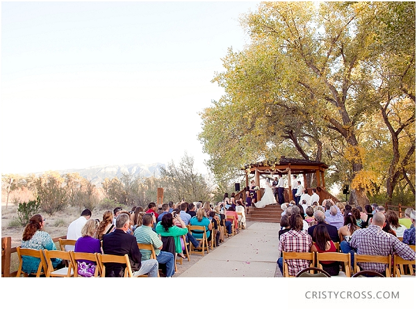 Krystal and Andy's Outdoor New Mexico Wedding at Hyatt Regency Tamaya Resort taken by Wedding Photographer Cristy Cross__0025.jpg