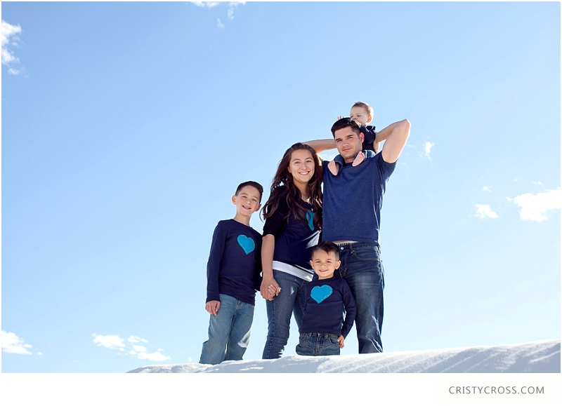 The Hames' White Sand, New Mexico Family Session taken by Clovis Portrait Photographer Cristy Cross__0072.jpg