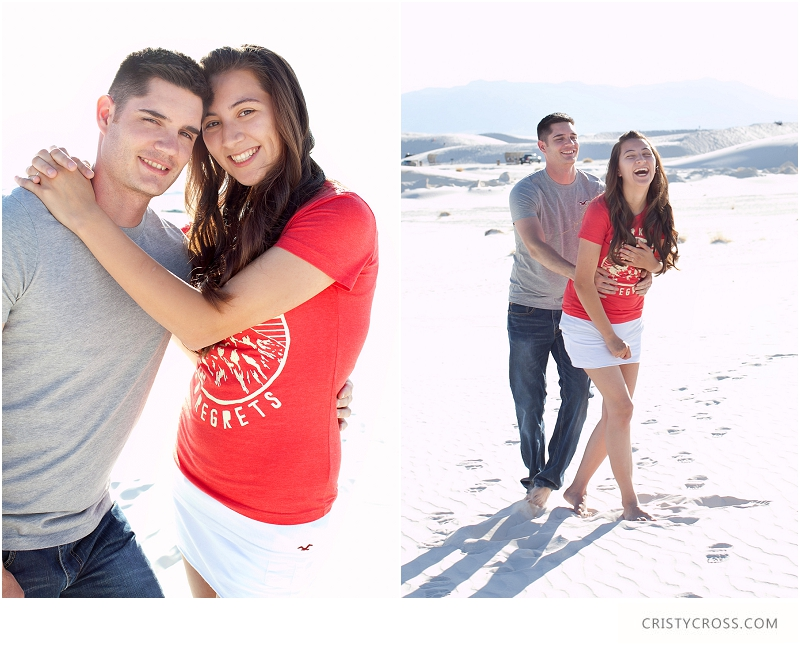 The Hames' White Sand, New Mexico Family Session taken by Clovis Portrait Photographer Cristy Cross__0085.jpg