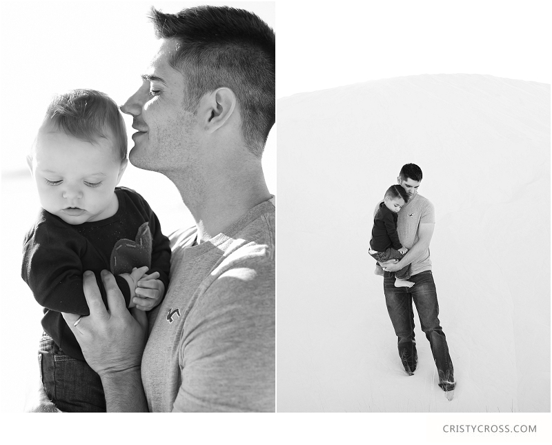 The Hames' White Sand, New Mexico Family Session taken by Clovis Portrait Photographer Cristy Cross__0087.jpg