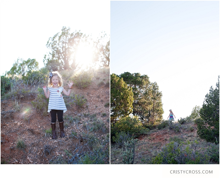 The Landsford's Caprock Canyon, New Mexico Family Session taken by Clovis Portrait Photographer Cristy Cross_0001.jpg