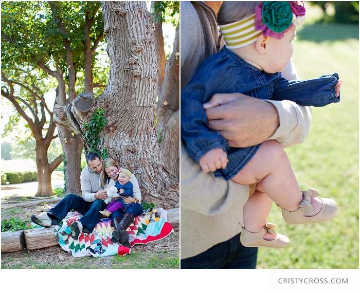 The Romero's Lubbock Municipal Garden and Arts Center Family Session taken by Clovis Portrait Photographer Cristy Cross_0001.jpg